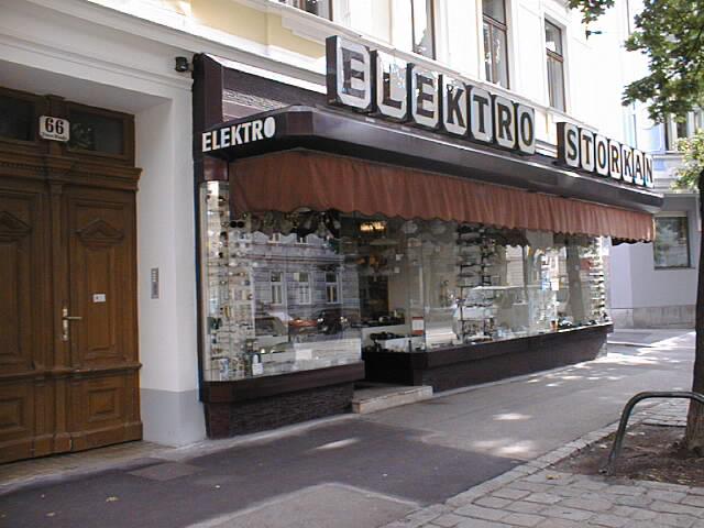 Elektro Storkan | Nah und Offen in Wien